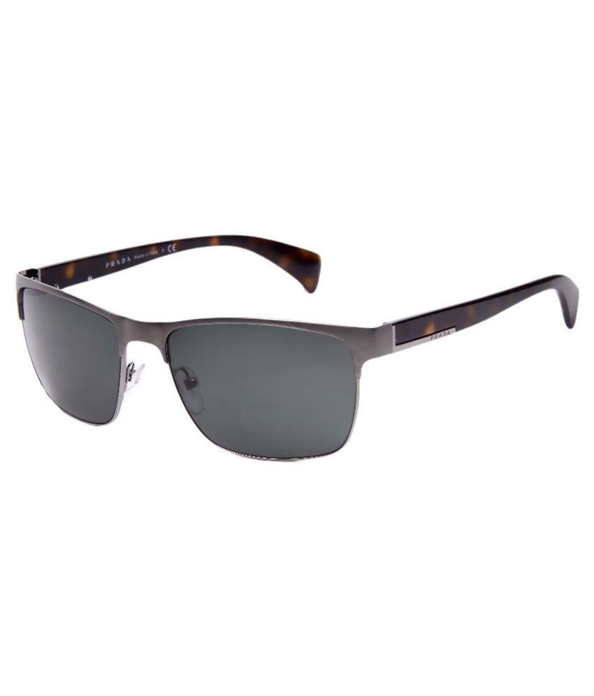 a92708d258 ... get prada gray wayfarer sunglasses spr510 7e855 d0a21
