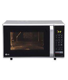 LG 28 Ltr MC2846SL Convection Microwave - Silver