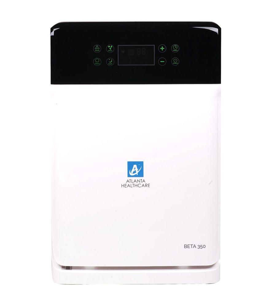 atlanta healthcare beta 350 air purifier price in india buy rh snapdeal com