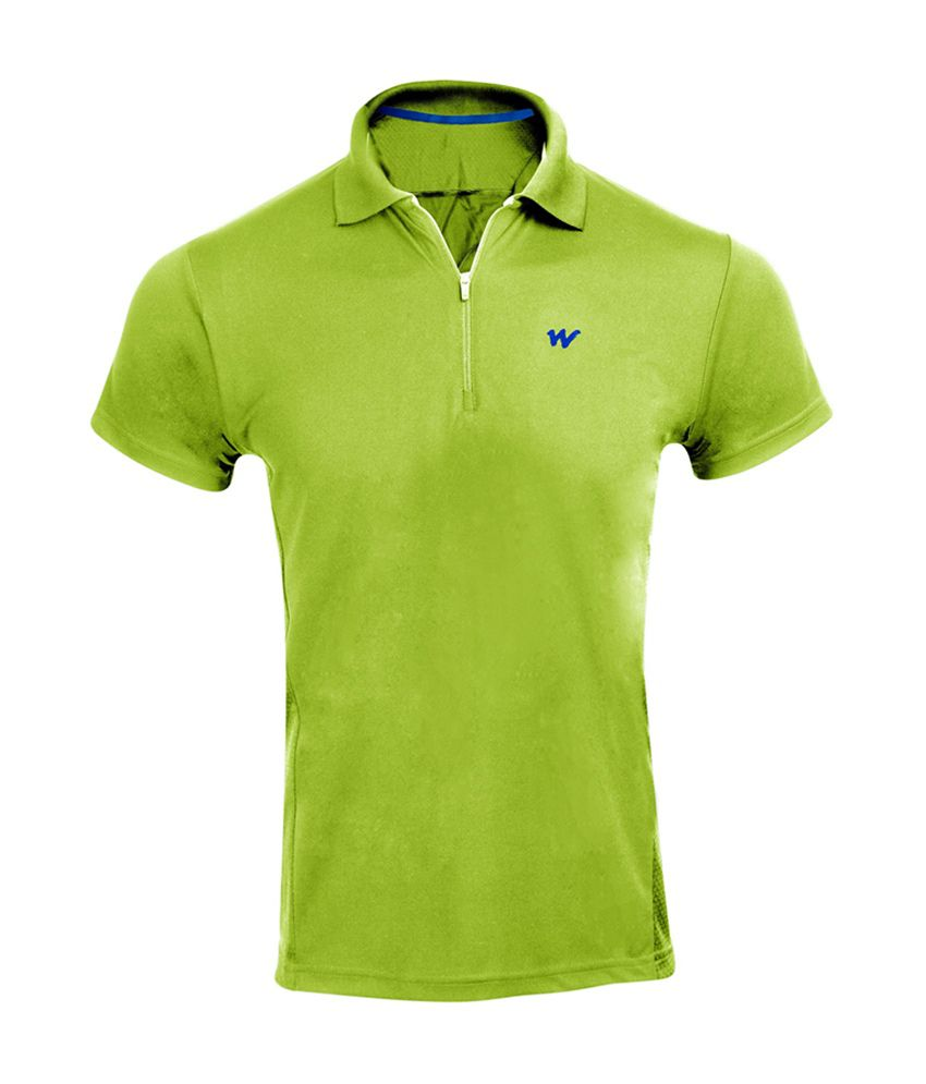 Wildcraft Men's Hiking T-Shirt - Green