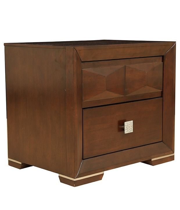 Hometown Amelia Solid Wood Night Stand
