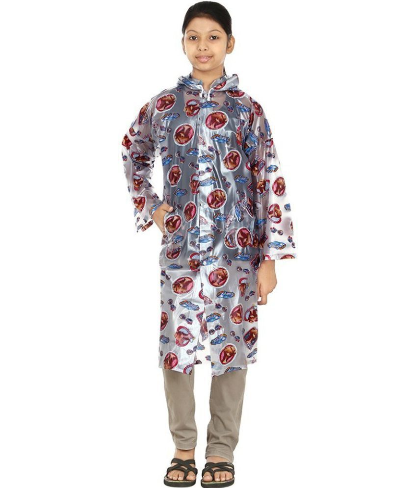 Inside Fashion Multicolor Viscose Rainwear