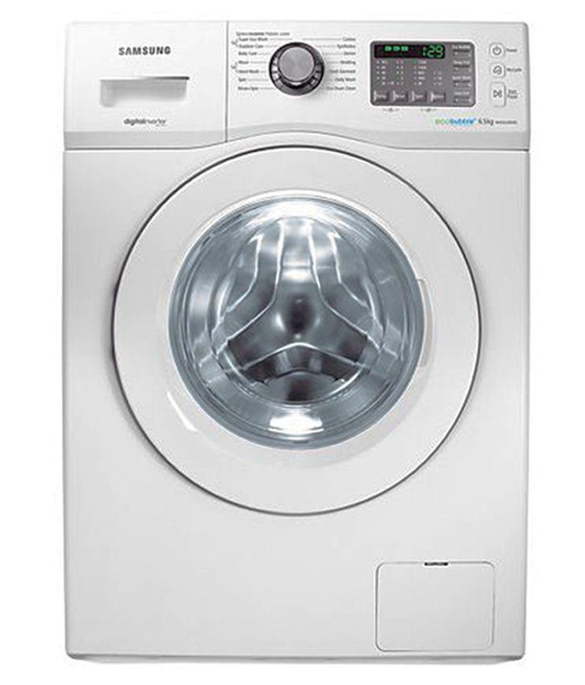 Samsung 6 WF600B0BTWQ/TL Fully Automatic Front Load Washing Machine White