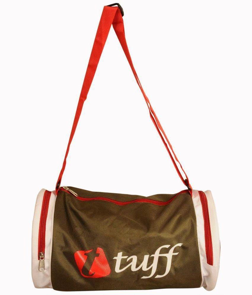 Tuff Multi Color Gym Bag