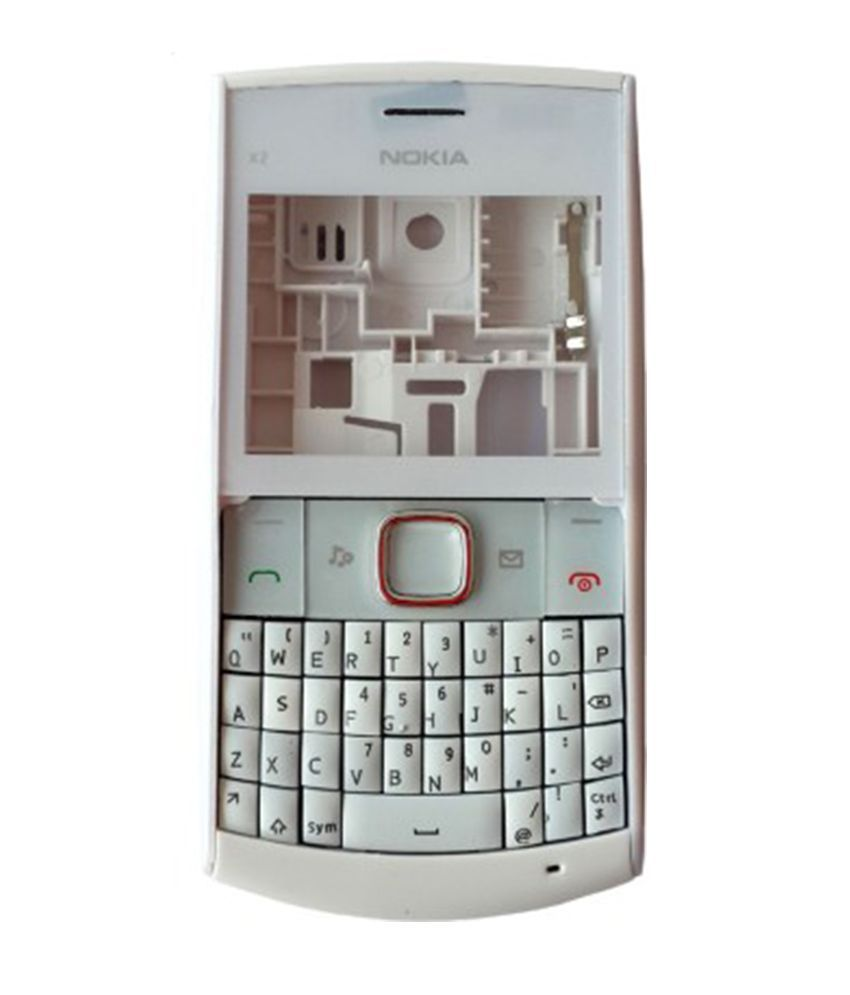 Fabcase Housing Body For Nokia X201 White Vpn Install