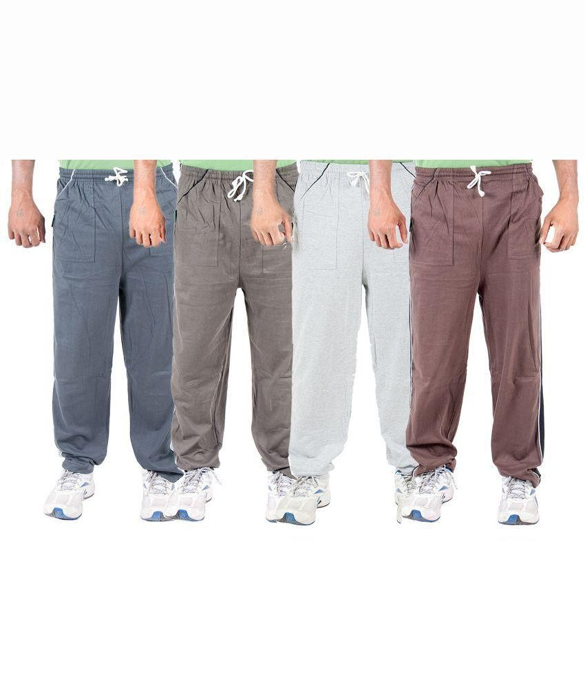 Funky Guys Multi Trackpants Pack of 4