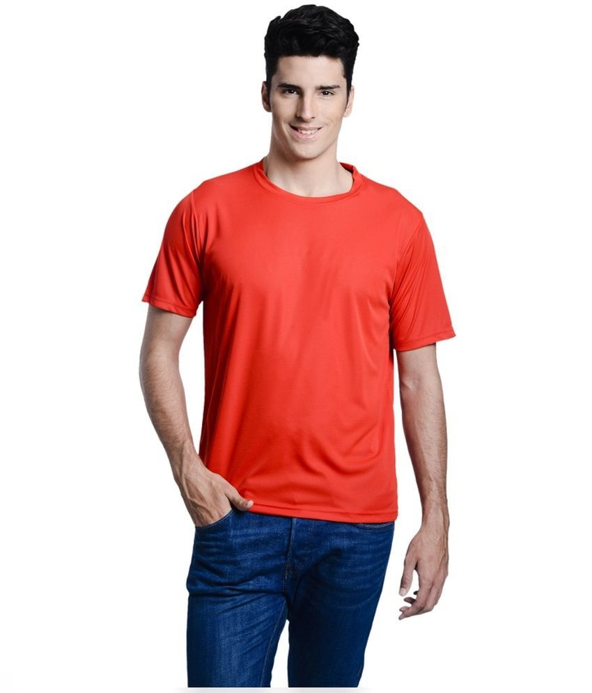 SSS Red Round T Shirt Pack of 2