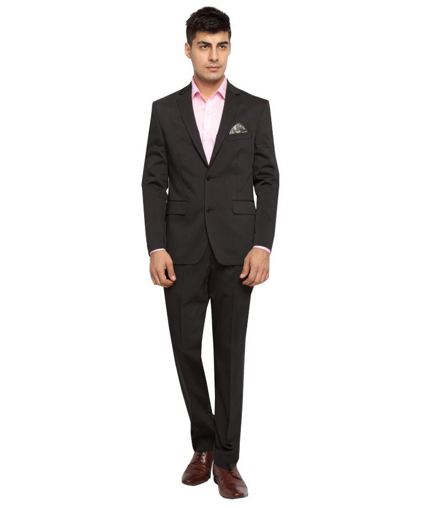 SUITLTD Black Formal Suits