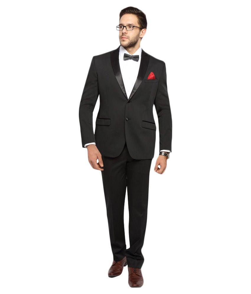SUITLTD Black Party Suits