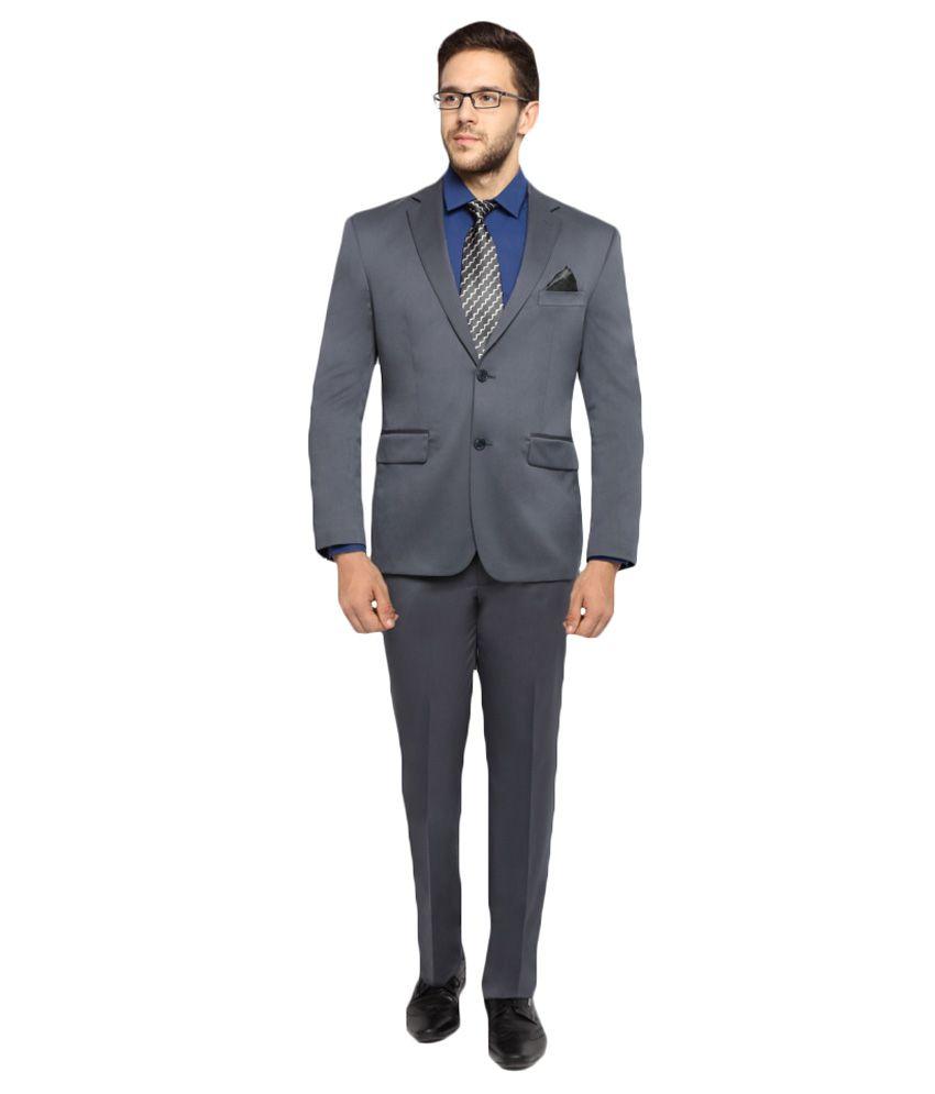 SUITLTD Grey Formal Suits