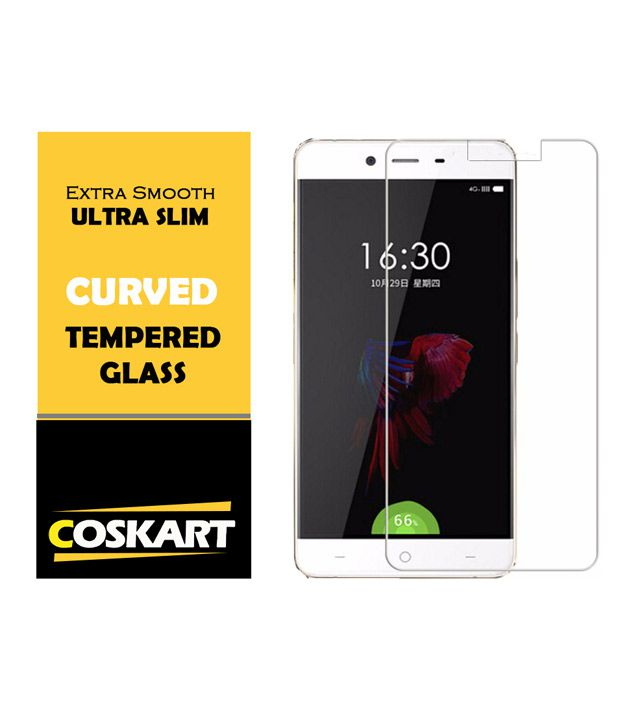 Oneplus X Tempered Glass Screen Guard by Coskart