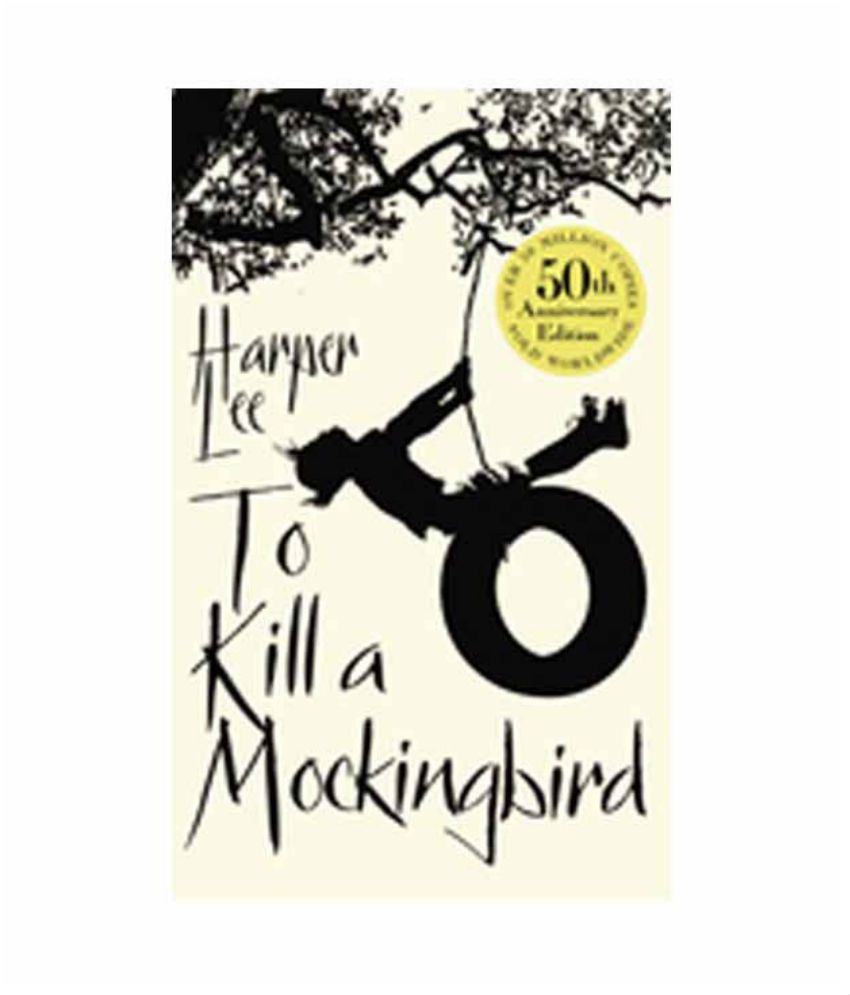 to kill a mockingbird th anniversary edition paperback to kill a mockingbird 50th anniversary edition paperback english 2015