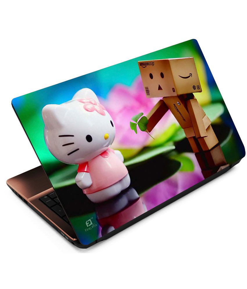 5d8554fb6 Indiashopers Hello Kitty Laptop Notebook Skins for 13.3 14 15.6 HP Dell  Lenovo Apple Asus Acer - Buy Indiashopers Hello Kitty Laptop Notebook Skins  for 13.3 ...