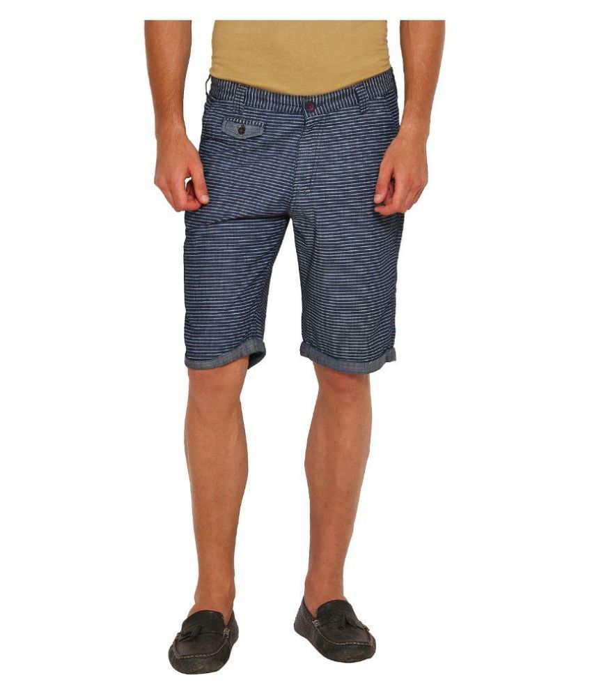 Wajbee Blue Shorts