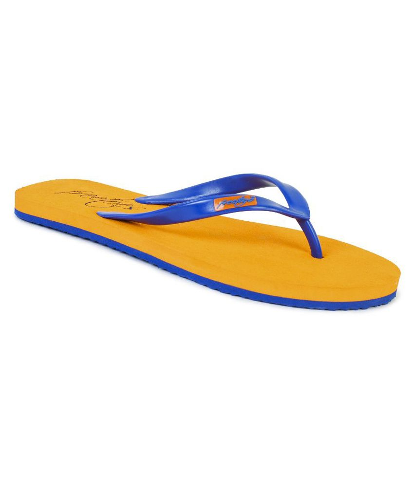 Freetoes Blue Flip Flops