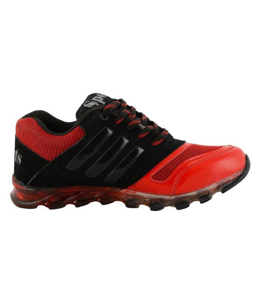 lo hizo metálico reporte  BGV Red Training Shoes - Buy BGV Red Training Shoes Online at Best Prices  in India on Snapdeal