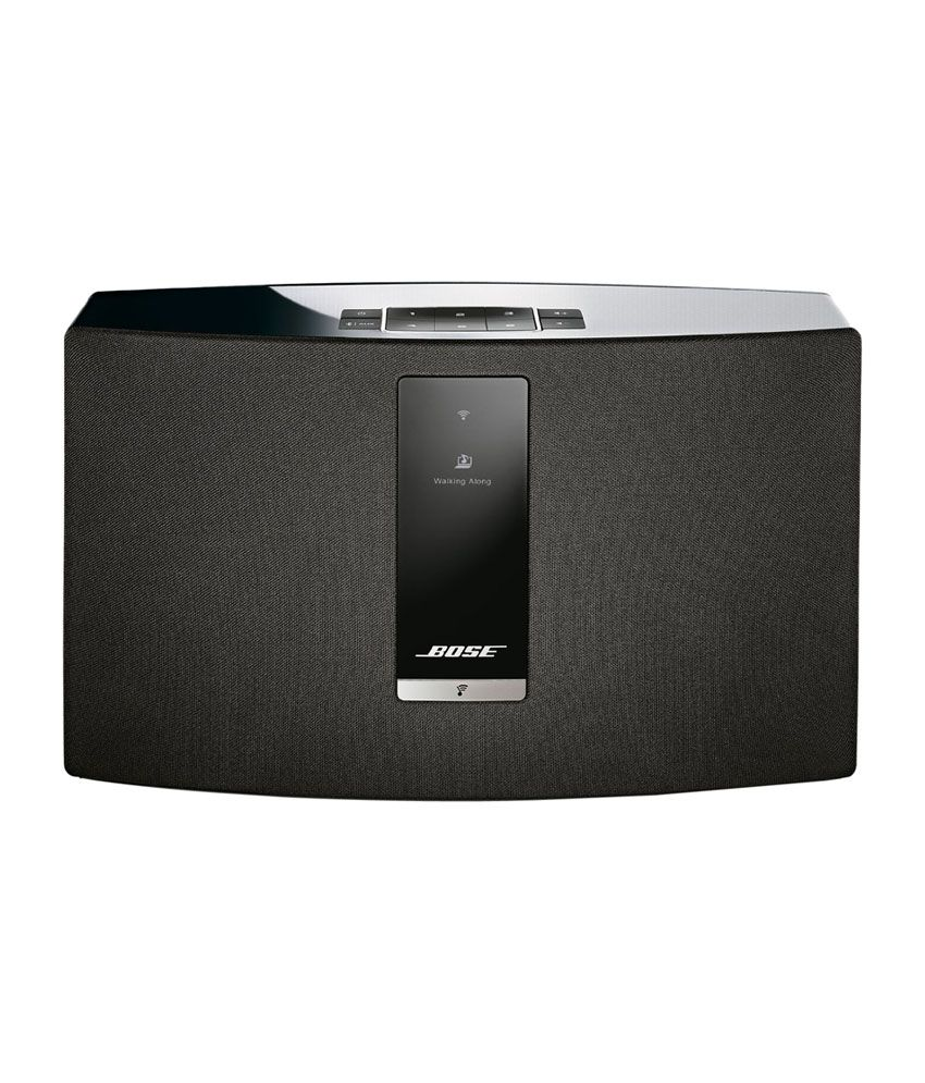 bose soundtouch 20 series iii wireless music system black buy bose soundtouch 20 series iii. Black Bedroom Furniture Sets. Home Design Ideas
