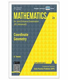 Mathematics For Joint Entrance Examination Jee advanced Coordinate Geometry Paperback English 2nd Edition