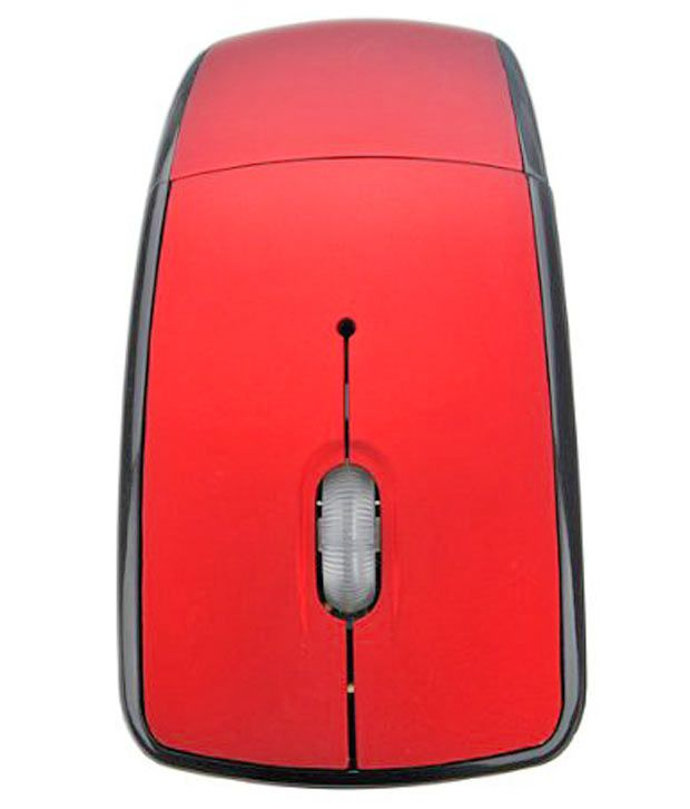 Inovera 33rdx Wireless Mouse Red