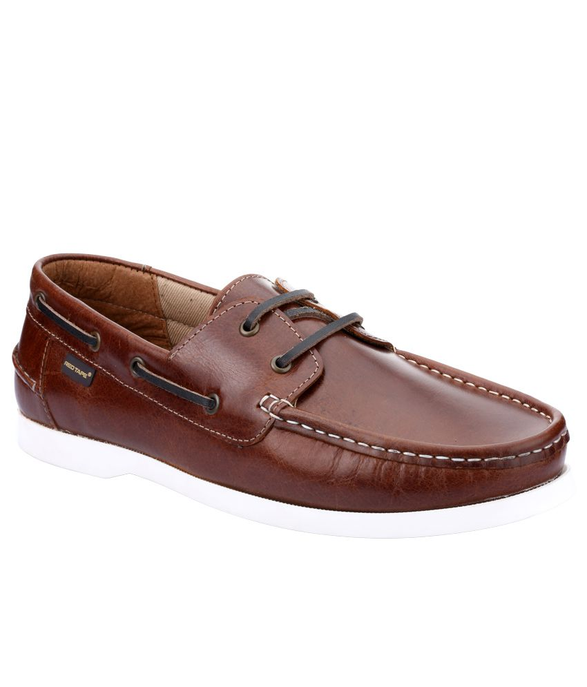 447c25810d Red Tape RTS9492 Brown Lifestyle Casual Shoes - Buy Red Tape RTS9492 Brown  Lifestyle Casual Shoes Online at Best Prices in India on Snapdeal