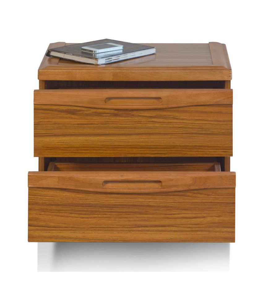 Royal Oak Iultra Solid Wood Bedside Table