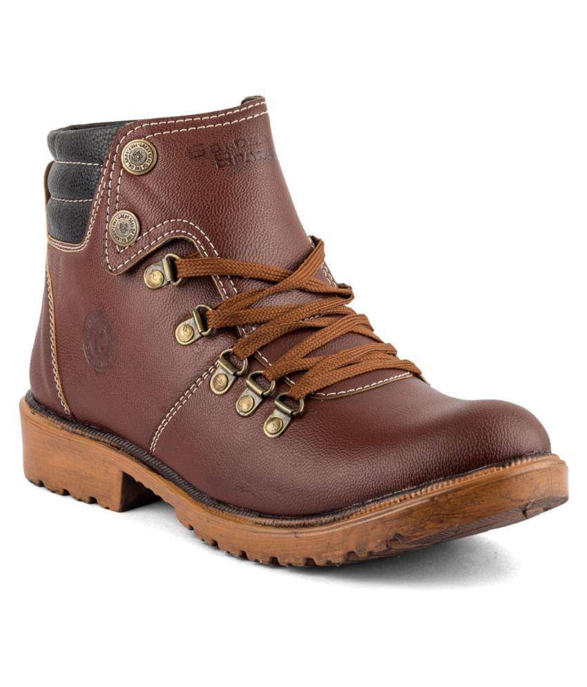 Golden Sparrow  Brown Boots