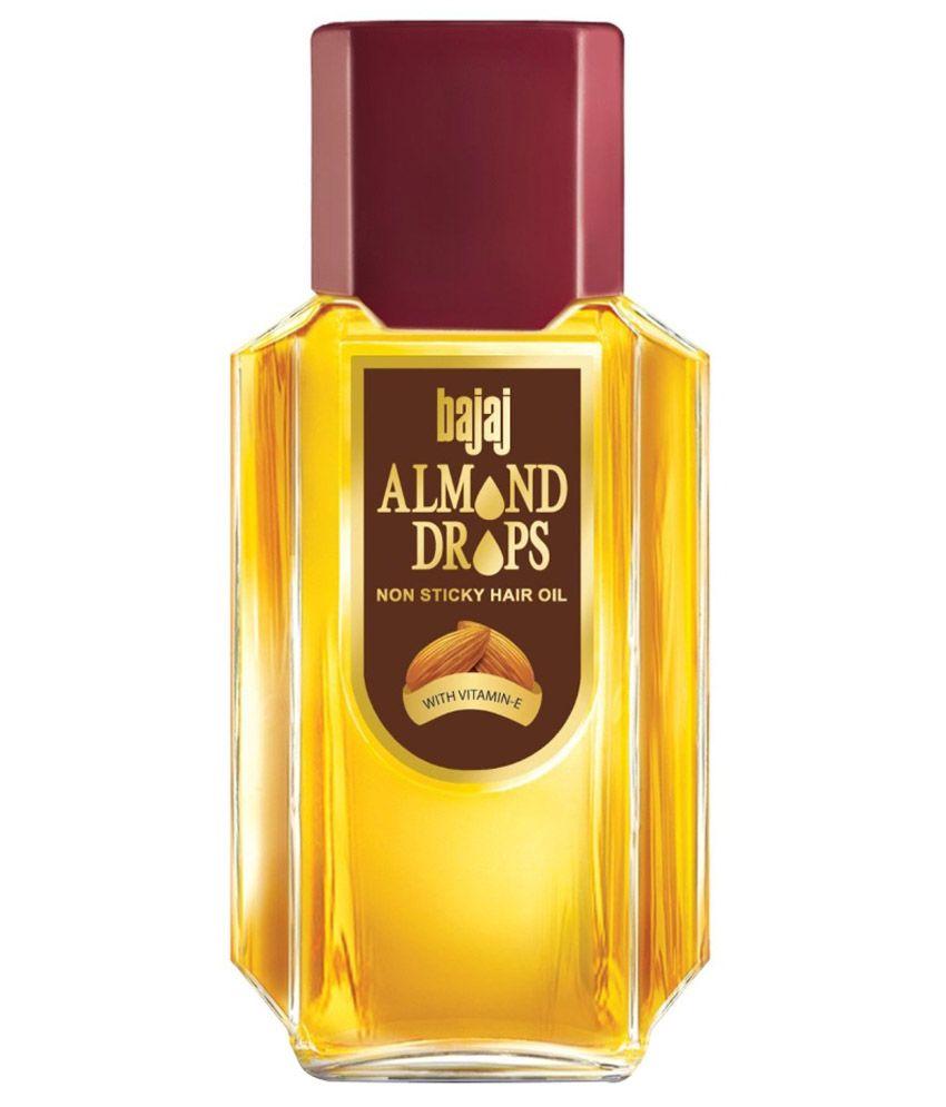 Bajaj Almond Drops Oil Buy Bajaj Almond Drops Oil At Best