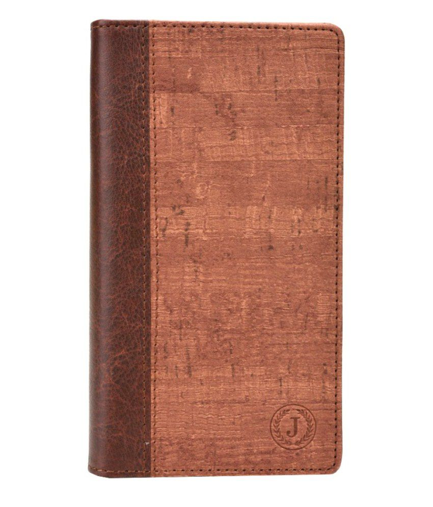 Jo Jo Bali Series Cover Leather Pouch Flip Case for LG K18