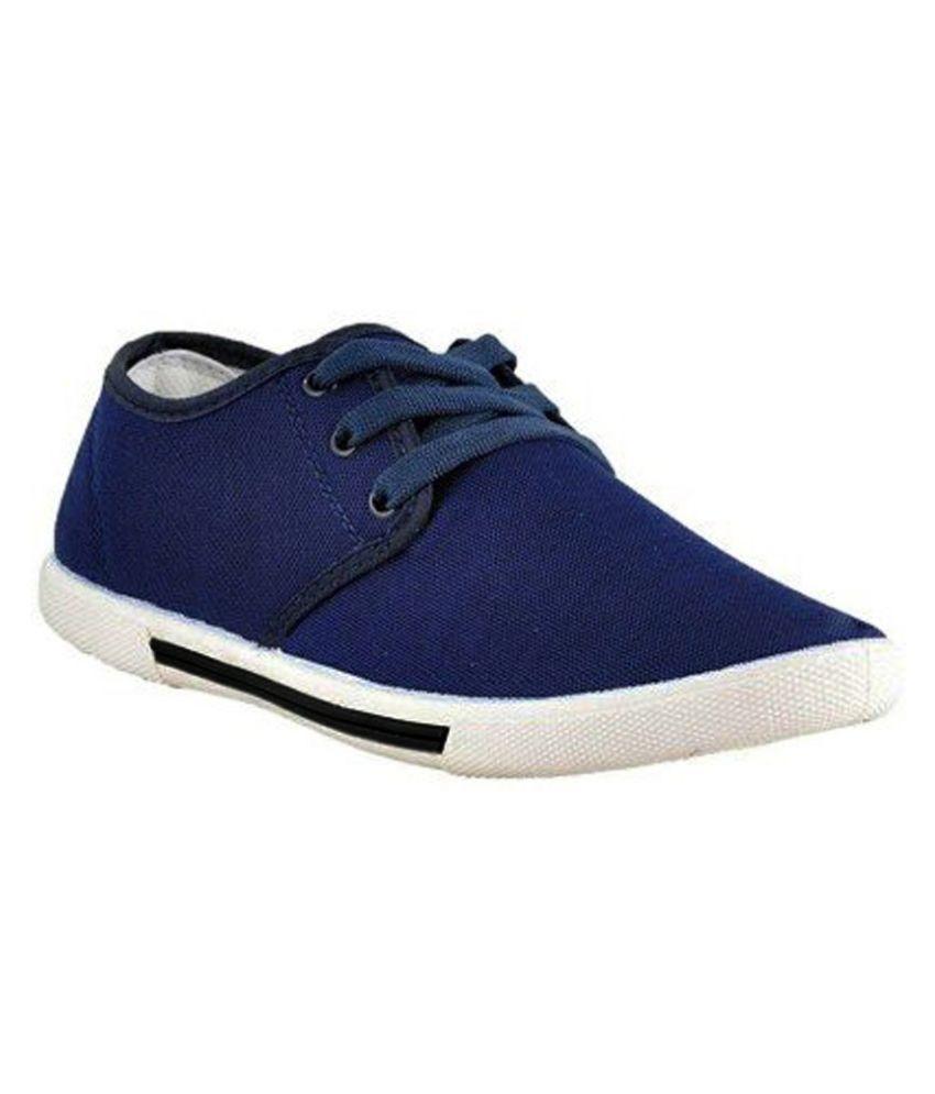 chevit blue canvas shoes price in india buy chevit blue