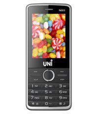 UNI N-603 256 MB - Black