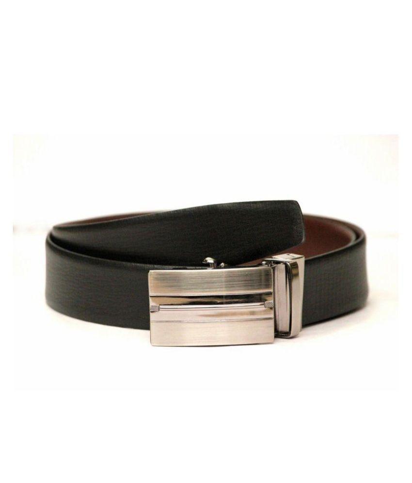 Tops Reversible Leather Belt