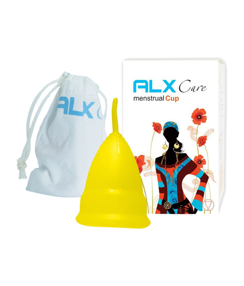 Alx Care 1 Reusable Menstrual Cup Large