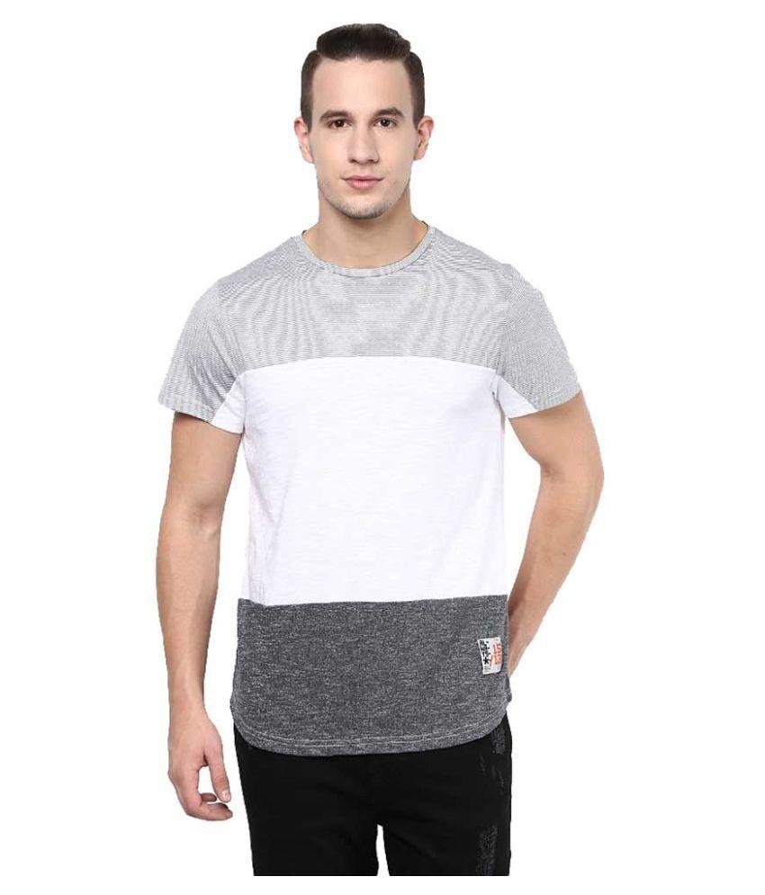 Atorse Multi Round T Shirt