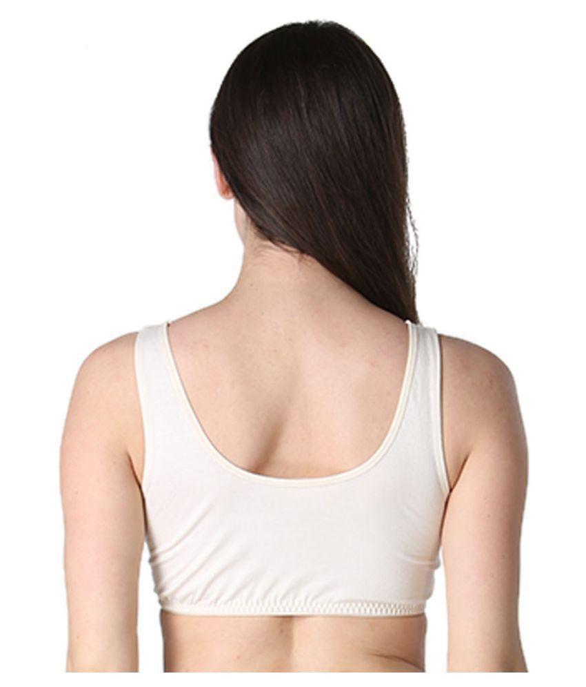 62ad5b8305f46 Buy Morph Pull On Leak Proof Nursing/Feeding Bra Skin Online at Best ...