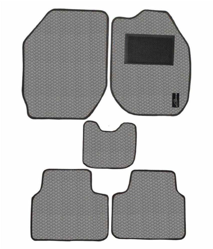 Leganza 2D Synthetic Car Foot Mats Set of 5: Buy Leganza 2D ...