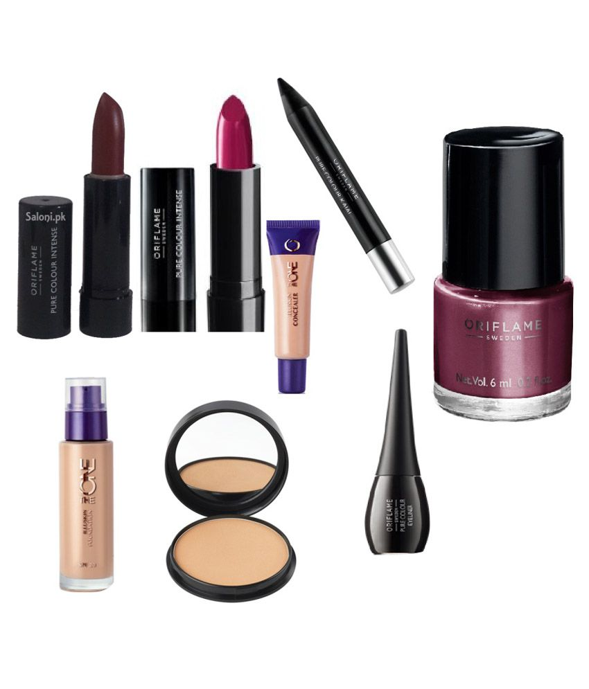 Oriflame New Makeup Kit Set for Personal Care: Buy ...