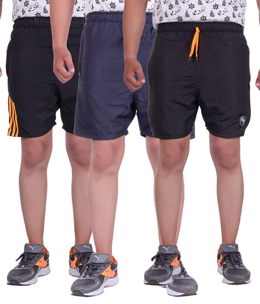 Belmarsh Multi Shorts
