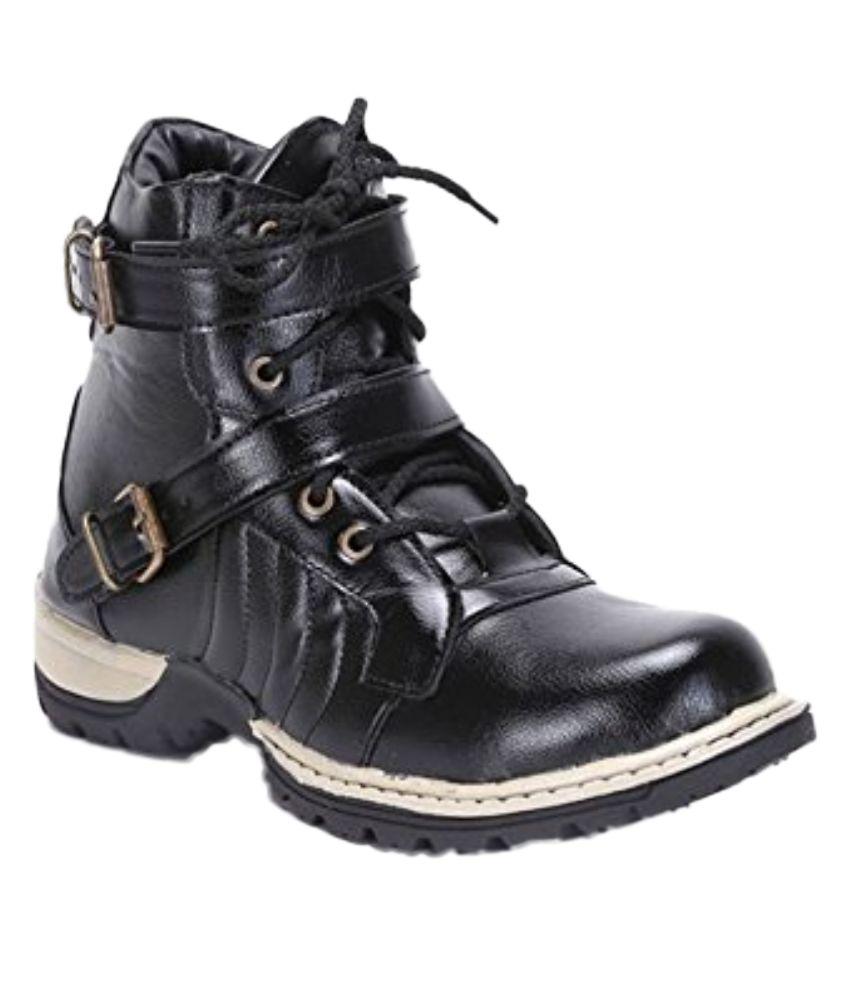 DLS Black Boots