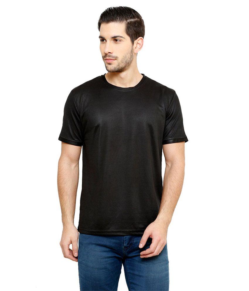 Grand Bear Dry-Fit Fitness T-Shirt - Black