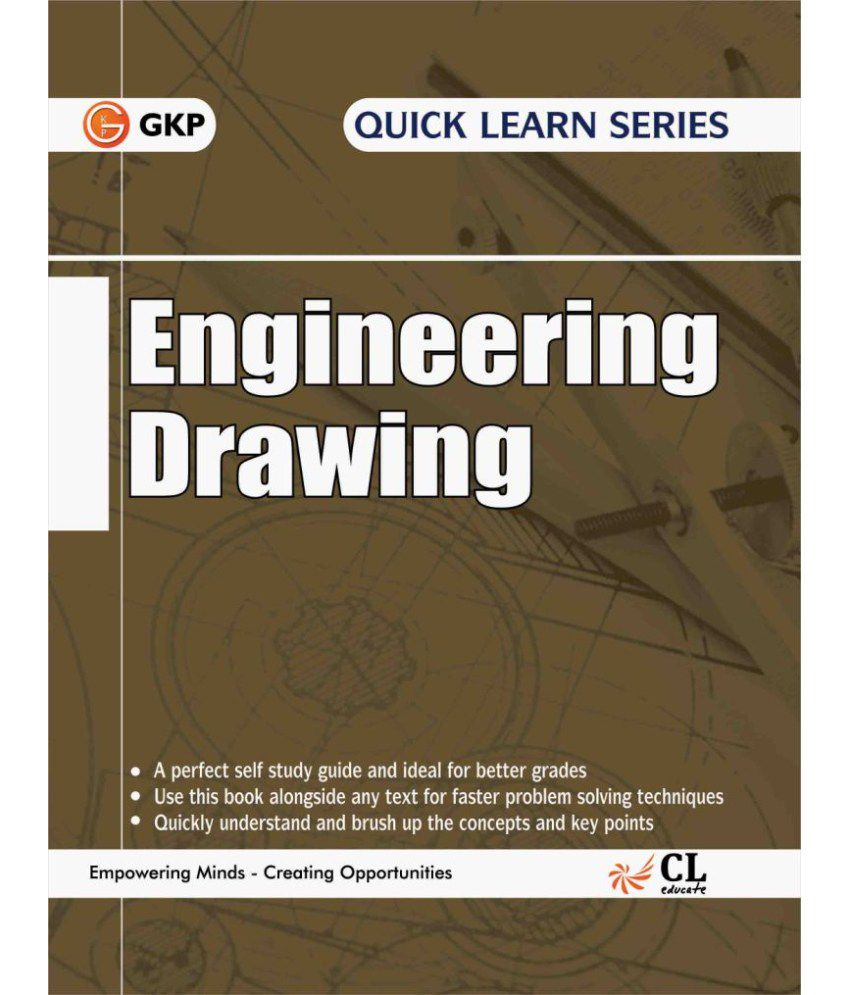 Quick Learn Series Engineering Drawing (Plane & Solid Geometry in ...