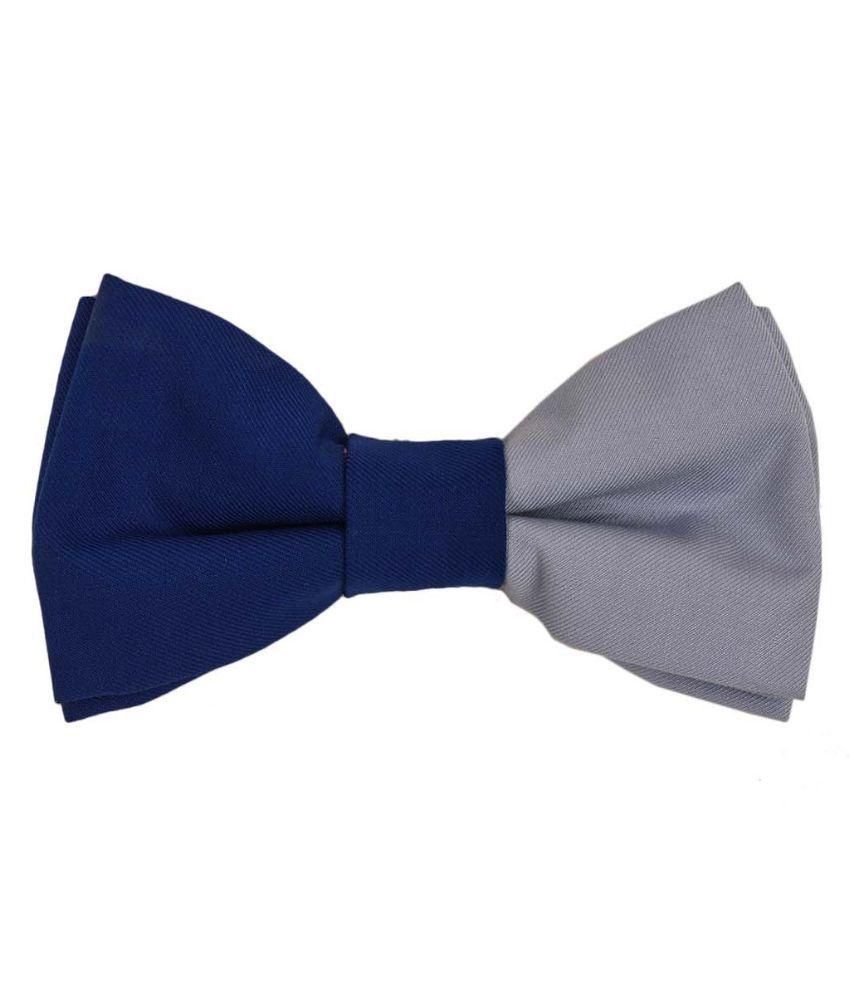 Tiekart Multicolour Silk Bow Tie for Men
