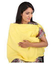 Vixenwrap Yellow Cotton Breast Feeding Wrap