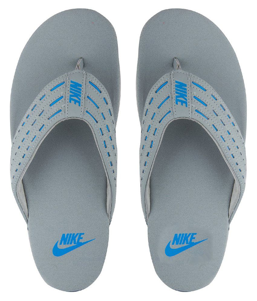 b7cd41574c34da Nike Keeso Thong Shark- Photo Blue - Hasta Flip Flops Price in India- Buy  Nike Keeso Thong Shark- Photo Blue - Hasta Flip Flops Online at Snapdeal