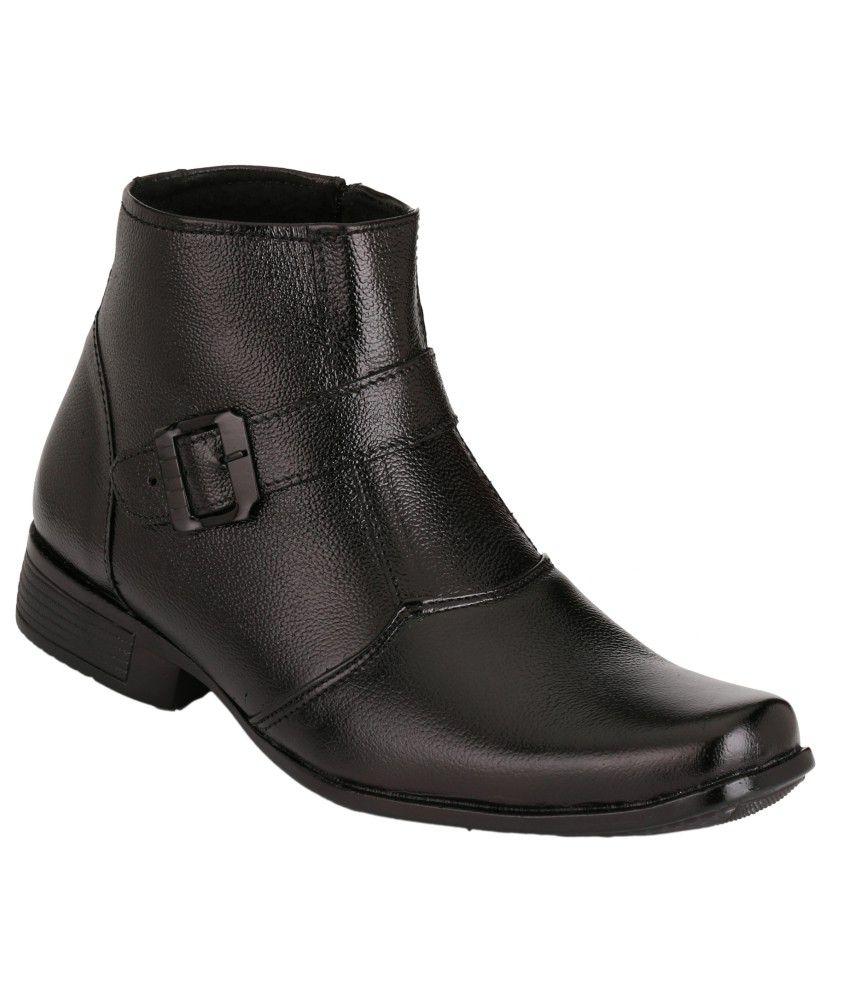 24 CARAT Black Boots