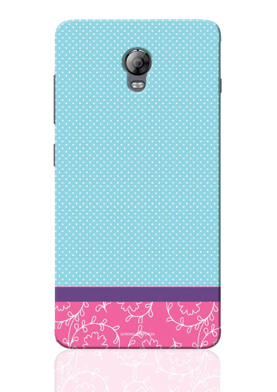 Lenovo Vibe P1 Printed Back Cover by Sowing Happiness   Multicolor