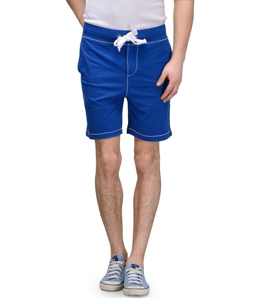 TSX Blue Shorts