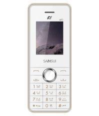 Sansui Z12 ( Below 256 MB White )