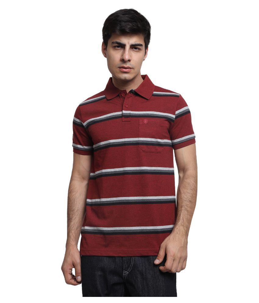 855da657d Classic Polo Red Polo T Shirts - Buy Classic Polo Red Polo T Shirts Online  at Low Price - Snapdeal.com