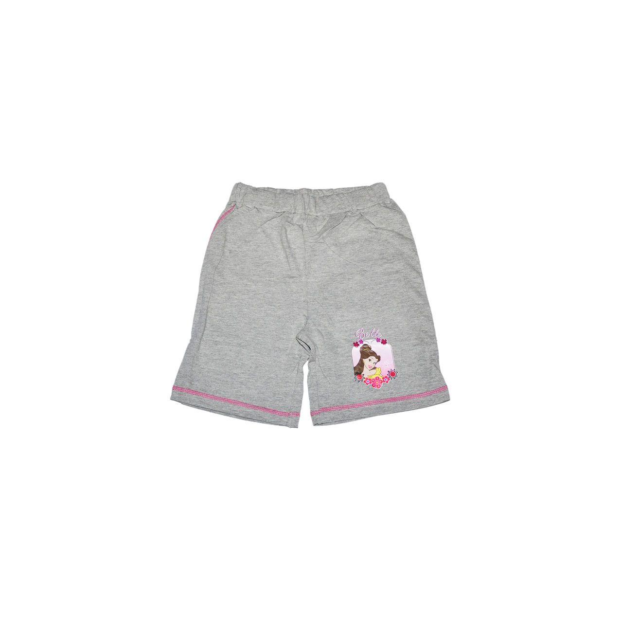 Fubu Gray Cotton Shorts