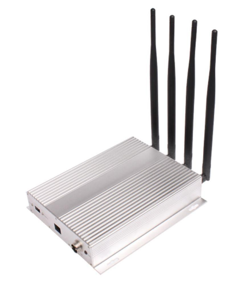 Lintratek St-101b Mobile Signal Network Jammer 1600 RJ11 Other apart from Black & White